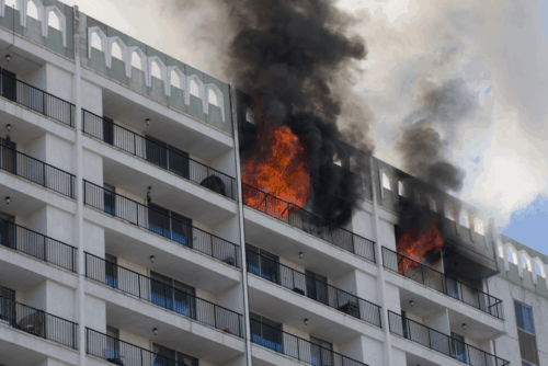 How Does Insurance Work After a Condo Fire?