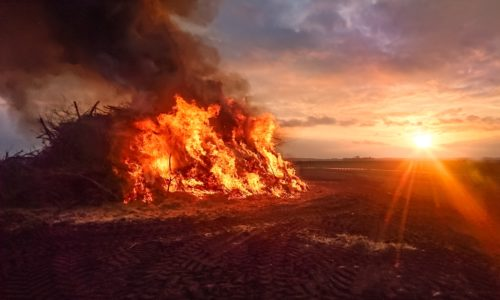 Information You Need to Know if There is a Fire on Your Farm